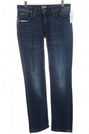 Hilfiger Denim Stretch Jeans dunkelblau Casual-Look