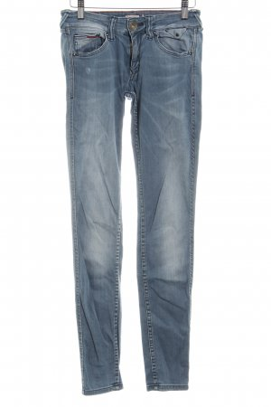 Hilfiger Denim Stretch Jeans graublau Jeans-Optik