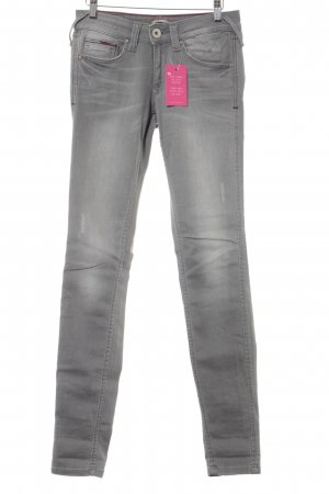 Hilfiger Denim Stretch Jeans graubraun-hellgrau Casual-Look