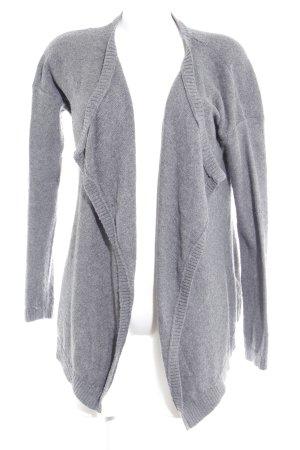 Hilfiger Denim Gilet tricoté gris style décontracté