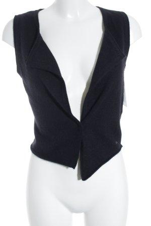 Hilfiger Denim Knitted Vest black casual look