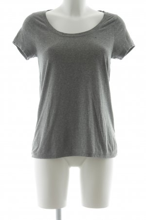 Hilfiger Denim T-Shirt grau Casual-Look