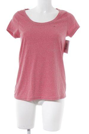 Hilfiger Denim T-Shirt hellrot Casual-Look