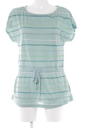 Hilfiger Denim T-Shirt Streifenmuster Casual-Look