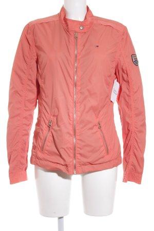 Hilfiger Denim Übergangsjacke apricot-roségoldfarben Casual-Look