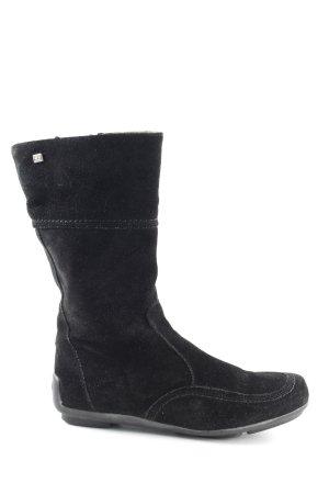 Hilfiger Halfhoge laarzen zwart casual uitstraling