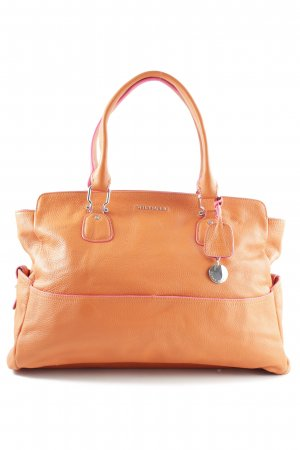 Hilfiger Handbag light orange casual look
