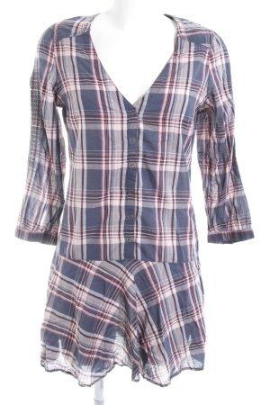 Hilfiger Robe chemise motif à carreaux style décontracté