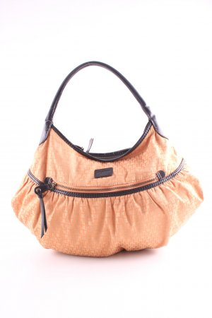 Hilfiger Hobo hellorange Allover-Druck Casual-Look