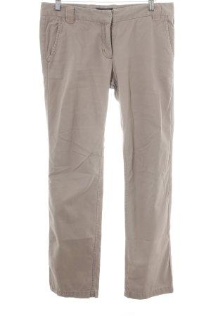 Hilfiger Pantalon taille basse beige style classique