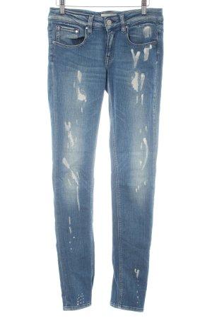 Hilfiger Low Rise Jeans blue jeans look