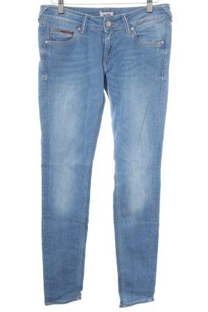 Hilfiger Low Rise Jeans cornflower blue casual look