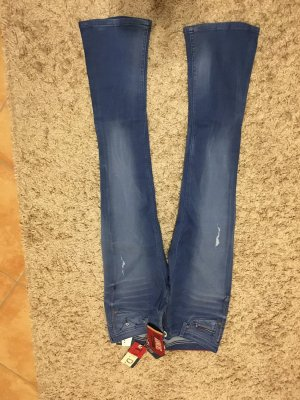 Tommy Hilfiger Pantalone blu acciaio