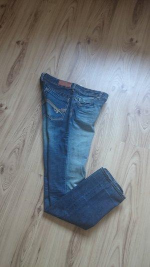 Tommy Hilfiger Slim jeans blauw-donkerblauw