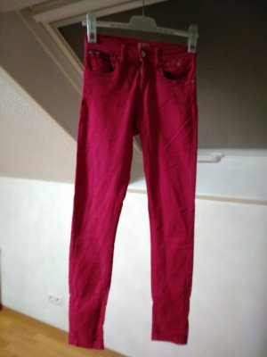 hilfiger Jeans in Rot