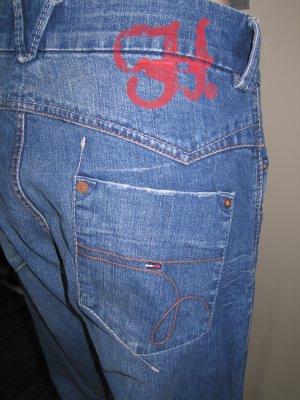 Hilfiger Denim Jeans marlene blu Cotone