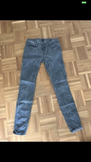 Tommy Hilfiger Jeans skinny gris anthracite