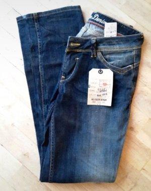 Hilfiger Slim jeans donkerblauw