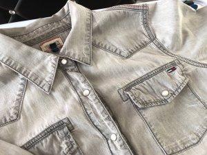 Hilfiger Denim Chemise en jean multicolore