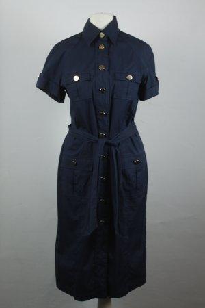 Hilfiger Kleid Gr. 38 dunkelblau