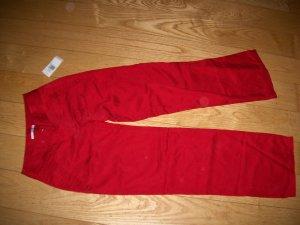 Hilfiger leichte Hose,rot