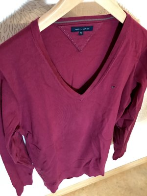 Hilfiger Pink Pullover Größe XL
