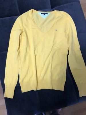 Hilfiger Pullover gelb