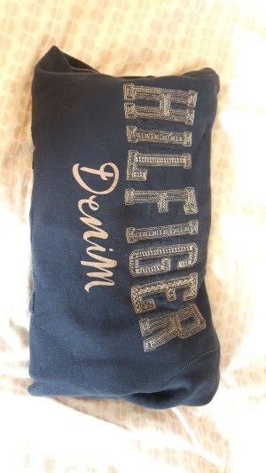 Tommy Hilfiger Hooded Shirt dark blue