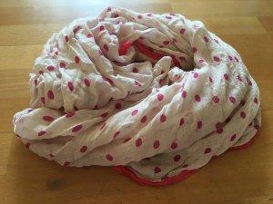 Hilfiger Schal mit Punktmuster