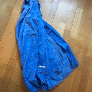 Hilfiger Denim Scarf blue-cornflower blue