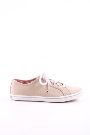 Hilfiger Schnürsneaker nude Casual-Look