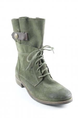 Hilfiger Lace-up Boots khaki casual look