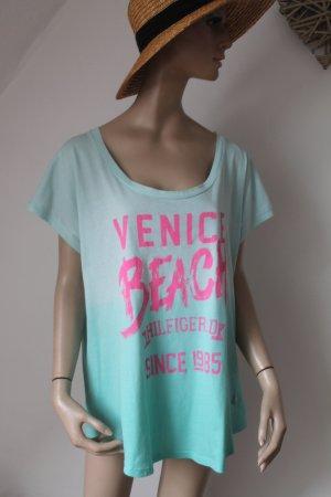 Hilfiger Shirt * Venice Beach * Größe L * kaum getragen * Top-Zustand *