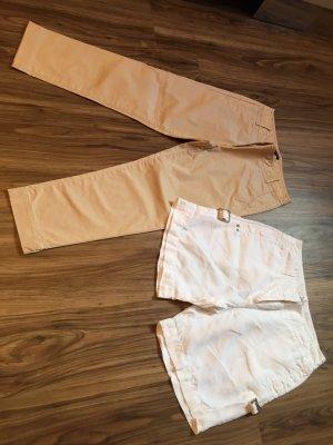 Tommy Hilfiger Pantalon 7/8 blanc