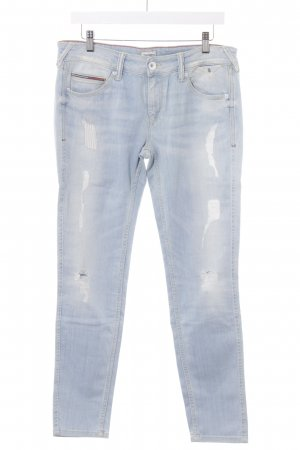 Hilfiger Slim Jeans himmelblau-hellblau Urban-Look