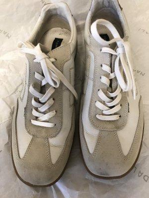 Hilfiger Sneakers wolwit-room Leer