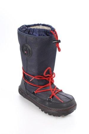 Hilfiger Sport Snowboots dunkelblau Casual-Look