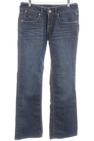 Hilfiger Straight Leg Jeans dark blue casual look