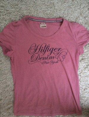 Hilfiger T-Shirt rosa