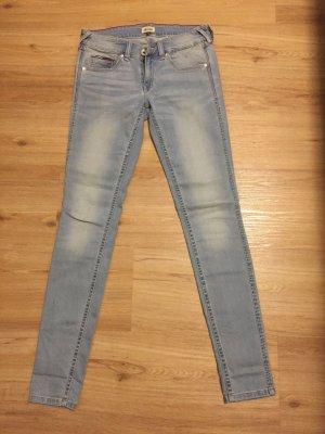 Hilfiger Denim Jeans taille basse multicolore