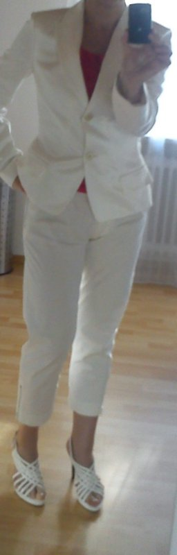 Hilfinger Hose weiß, 34