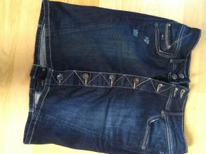 Hilifer Denim Jeansrock Gr. S