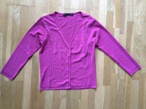 Marithé + Francois Girbaud Chaqueta estilo camisa rosa