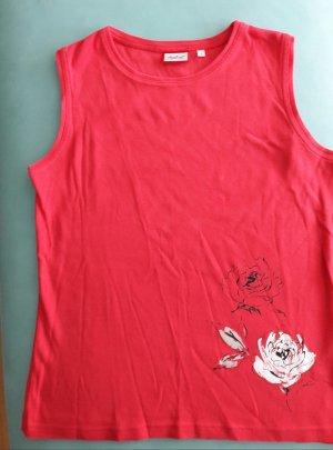 himbeerfarbenes Shirt von Jackpot Gr .1 (36)