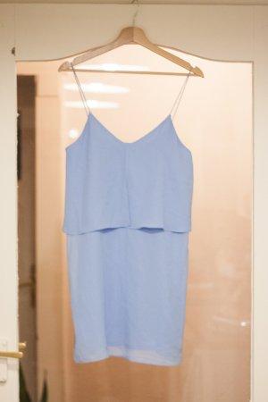 Himmelblaues Kleid von Mango