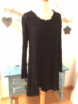 HinDahl& Skudelny Designer Kleid schwarz Größe M