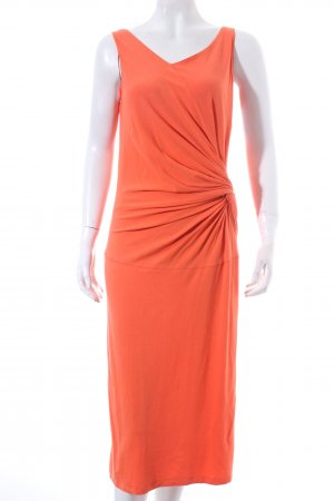 Hindahl & Skudelny Jerseykleid orange Casual-Look