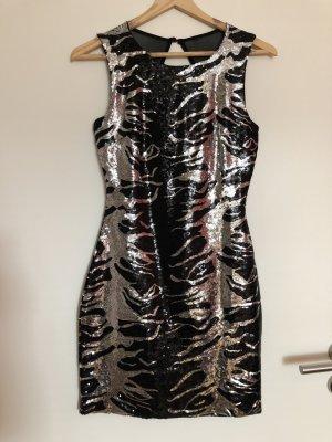 Hingucker Pailletten Kleid