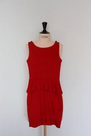 Hingucker rotes Kleid von Zara