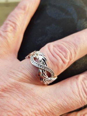 hinreißender Silberring